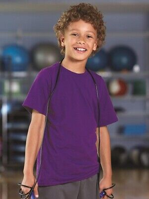 Russell Athletic - Youth Essential 60/40 Performance Tee - 6