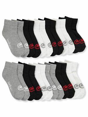 Ecko Unltd Pack (Ecko Unltd. Boys' 11-Pack Quarter Socks)