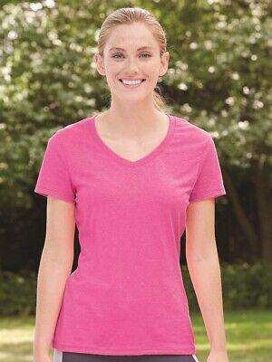 Hanes - X-Temp Women's V-Neck T-Shirt - 42V0