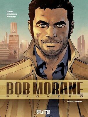 Bob Morane Reloaded  1 +2   Splitter Verlag  Neuware