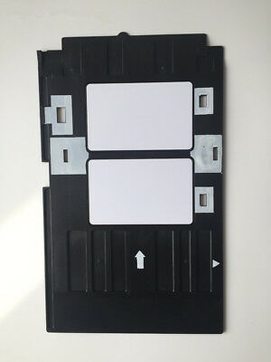 Inkjet PVC ID Card Tray for Epson L800 L801 L805 R260 R265 R270 R280 R290 R380 for sale  Shipping to Nigeria