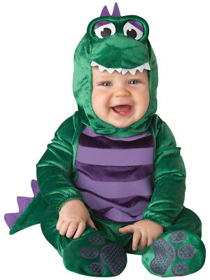 Dinky Dino Dinosaur Infant Costume