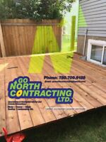 Go North Contracting specialized in Residential Roofing