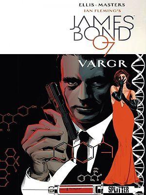 James Bond 007 Band 1  Splitter Verlag Neuware