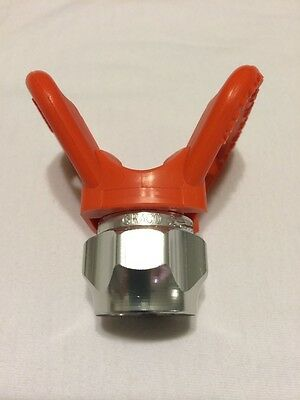 Graco Orange Rac 5 Guard Airless Paint Gun Tip Holder 243161 78 Threads Oem