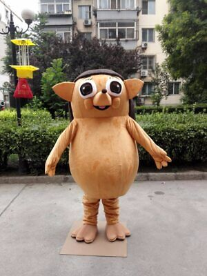 Hedgehog  Mascot Costume Suit Cosplay Party Game Dress Outfit Halloween Adult](Hedgehog Suit)