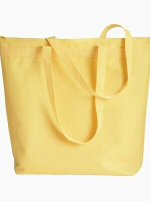 Liberty Bags - Recycled Zipper Tote - 8802 - Recycled Tote Bags