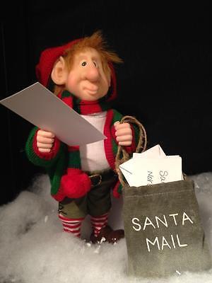 The Elves Themselves Orin Elf Resin Doll Zims Whitehurst Company #20044