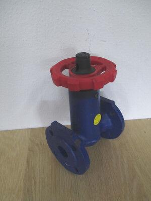 KSB Absperrhan  DN 25  PN 6  Absperrventil Wasserschieber  Hahn Ventil  K17/984