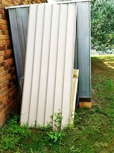 Metal Fence offcuts Brassall Ipswich City Preview
