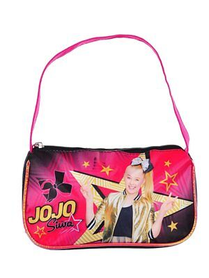 Jojo Siwa Girl's Handbag Girls Nickelodeon Shoulder Bag