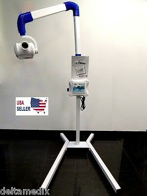 Dental X Ray Floor Unit Mobile Warranty 2 Years Fda Approved 110v Elity