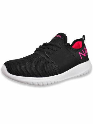 Nautica Girls' Kappil Sneakers (Sizes 13 - 5)