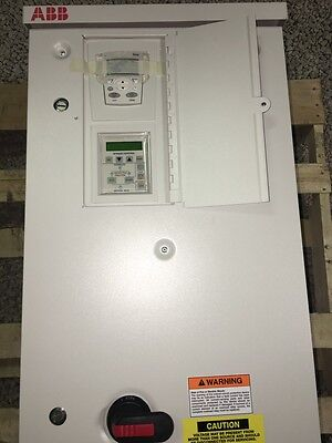 ABB ACH550-BCR-03A3-4+B058 AC Drive 1.5 HP Variable Frequency Drive VFD HVAC