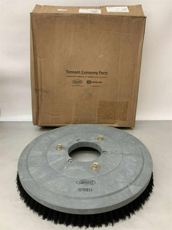 Tennant OEM Part #1016811 Poly Brush Assembly, Disk, Scrubber, 20.0D