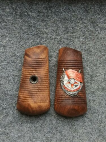 Mauser bolo  wood grip