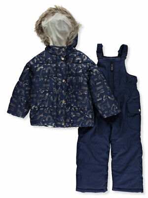 Carter's Girls' Magic Unicorn 2-Piece Snowsuit