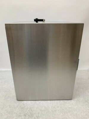 Forbes Solid Fuel Hot Box - 6271 Stainless Steel 14.25w X 20h X 15d
