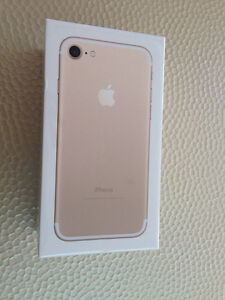 IPhone 7 128GB Brand New Unopened Gold Color For Sale Bulleen Manningham Area Preview