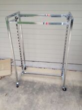 2 x Commercial clothing / merchandise racks Peregian Beach Noosa Area Preview