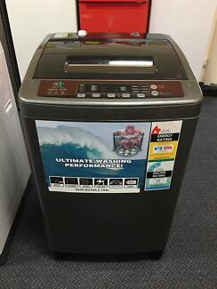 Brand New 7K Top Load automatic Washing Machine 1 Year Warranty