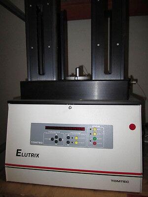 Tomtec Elutrix Spe System With Harvex Unit