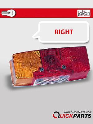 TRAILER / CARAVAN REAR LIGHT RIGHT - JOKON  E1-01559 - 10.6014.121