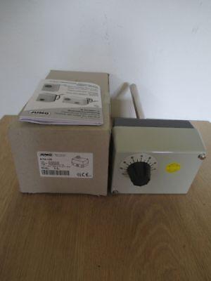 Jumo ATH - 120  Aufbau Thermostat Nr. 603026    + 30 bis + 100 °C   K17/986