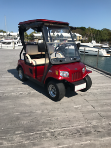 2010 Tomberlin 2 Seat Golf Cart Hope Island Gold Coast North Preview