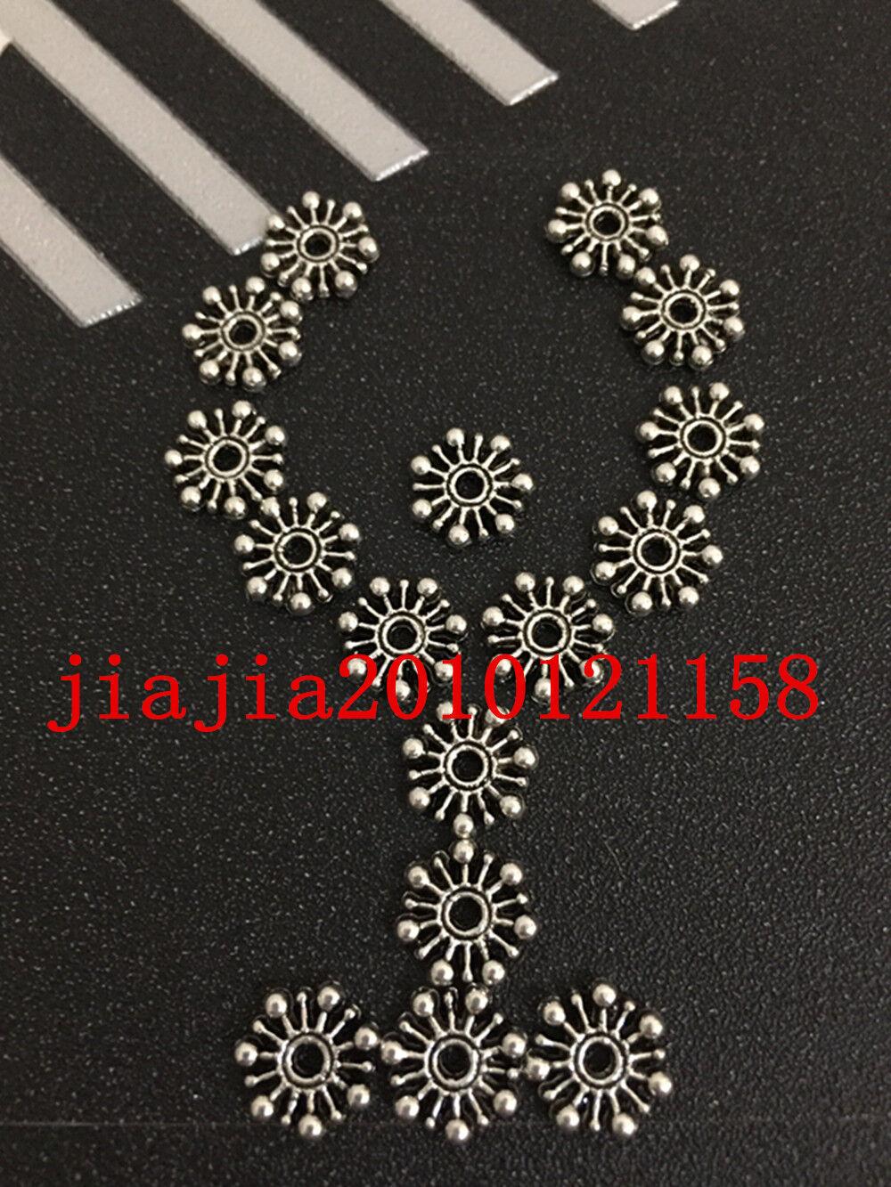 30pc Retro Tibetan Silver(Dolphin pendant)Jewelry Accessories wholesale PJ2252