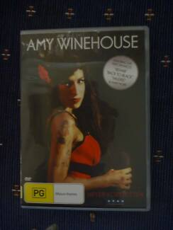 AMY WINEHOUSE: Never Forgotten DVD.  GREAT COND!