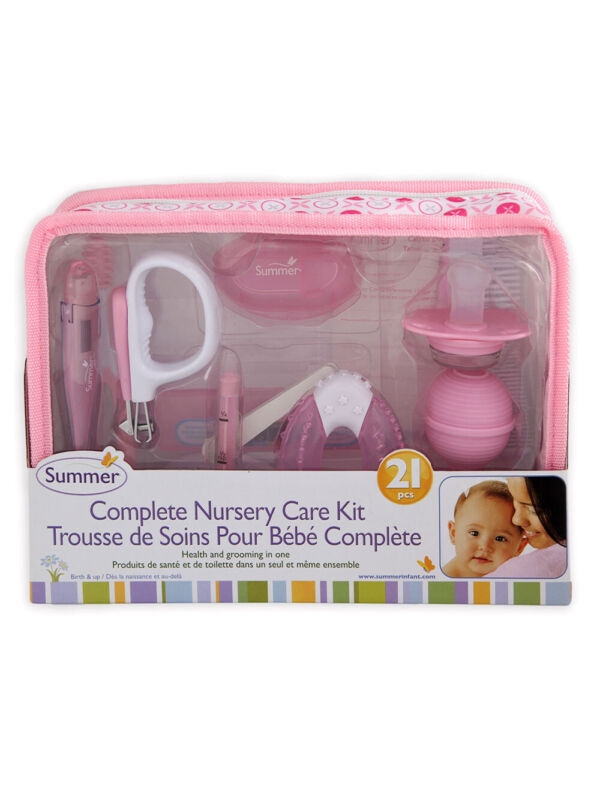 Summer Infant 21-Piece Complete Nursery Care Kit