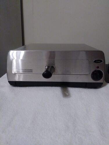 Stainless Steel Pizza Oven Commercial Kitchen Countertop Toaster Oven