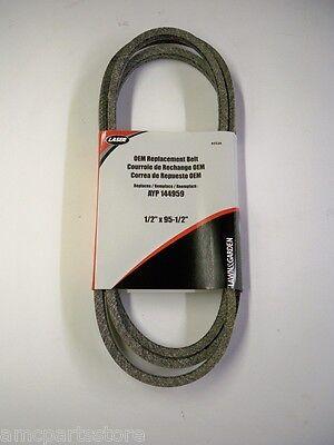 OEM Duplicate Belt Replaces 144959 532144959 Craftsman Poulan Husqvarna