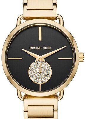 Michael Kors MK3788 Ladies Portia Gold Tone Watch