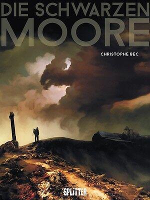 Die schwarzen Moore   Splitter Verlag Neuware
