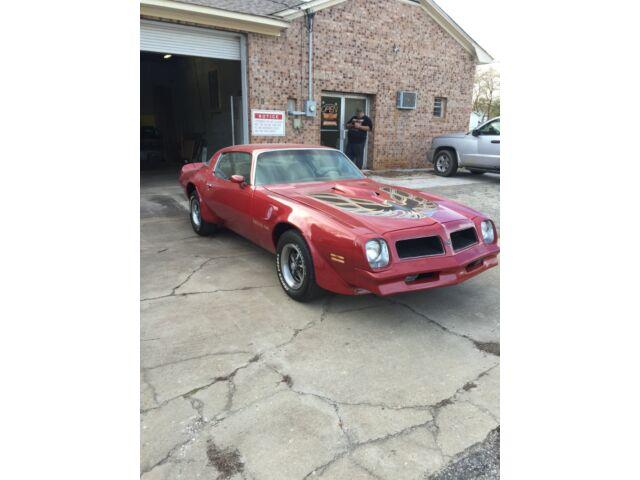 Image 1 of Pontiac: Trans Am Burgundy…