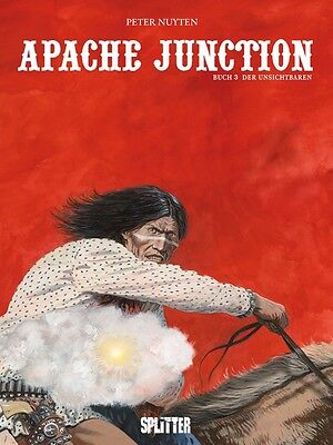 Apache Junction 3   HC  Splitter Verlag Neuware