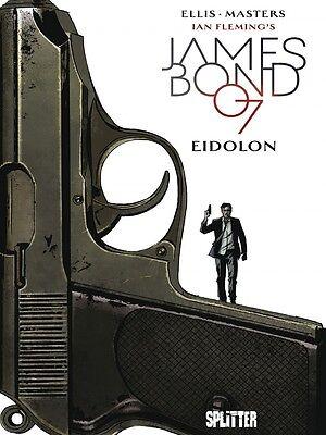 James Bond 007 Band 2  VZA  Luxusausgabe Splitter Verlag Neuware