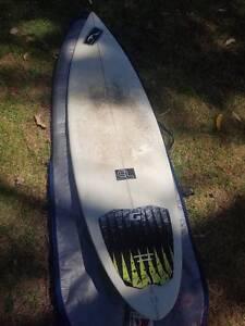 """Peninsula Surfboard 6""""2 Rosebud Mornington Peninsula Preview"""