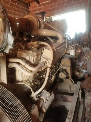 Cummins 680fdr5059ffw 500kw510kva 480277v 1800rpm Standby Ac Generator 1978