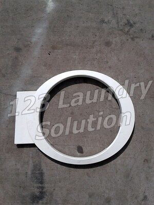 Washer Outer Door Bezel Frame For Speed Queen Horizon Pn 802313wp Used