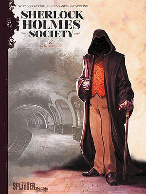 Sherlock Holmes - Society 2   Splitter Verlag