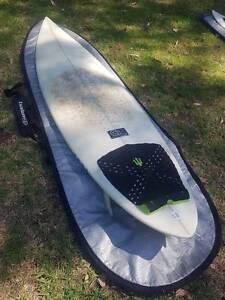 """Peninsula Surfboard 6""""6 Rosebud Mornington Peninsula Preview"""