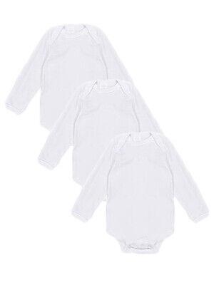 Big Oshi L/S Bodysuits 3-Pack