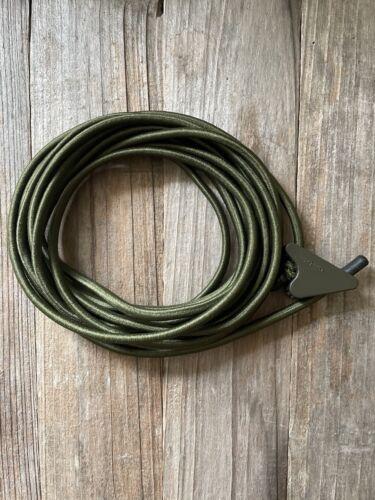 Carping Cordage 3mm Olive Green 3m Line-Lok Bungee Carp Barrow Strap