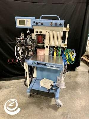 Draeger Mri-2 Anesthesia Machine