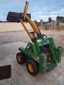 Dingo / Kanga Bobcat Hire Incl Trailer Banksia Grove Wanneroo Area Preview