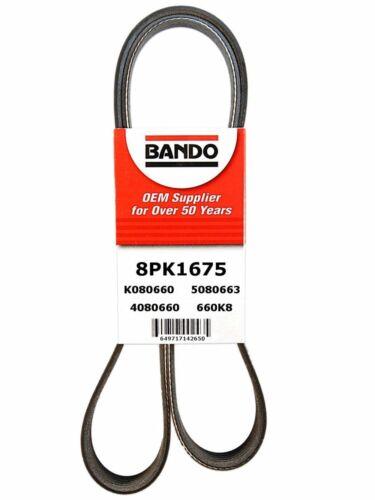 Serpentine Belt  Bando USA  8PK1675
