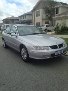2002 Holden Commodore Sedan Southern River Gosnells Area Preview